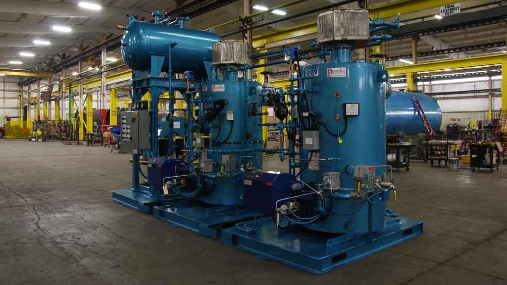 Industrial Boiler, Superior Boiler
