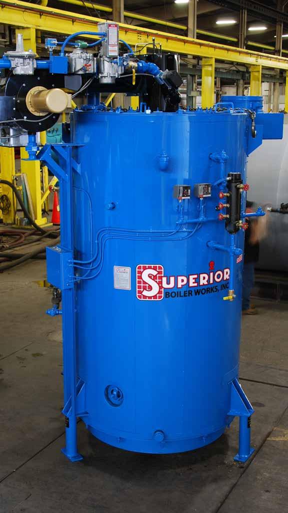 Superior Boiler industrial boiler