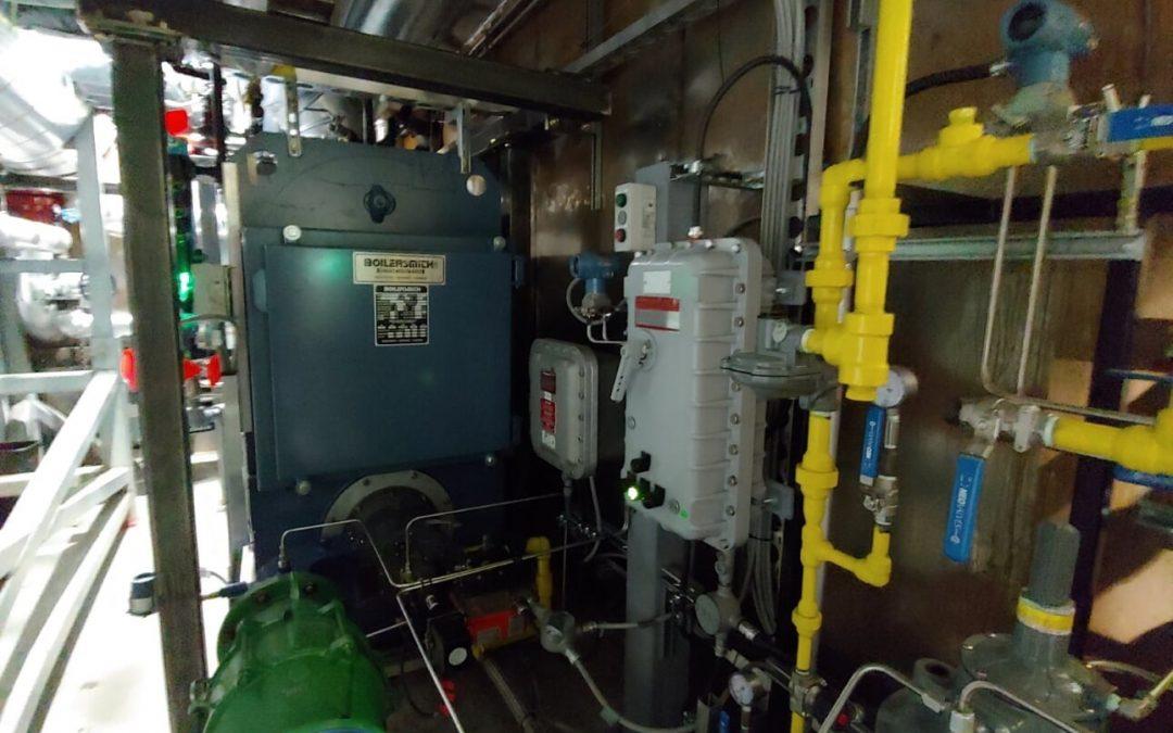 Boiler for Energy Company