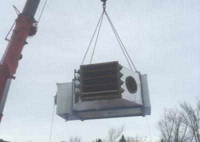 Full Boiler Installation